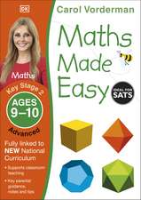 Maths Made Easy Ages 9-10 Key Stage 2 Advanced
