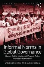 Informal Norms in Global Governance