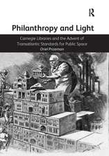 Prizeman, O: Philanthropy and Light