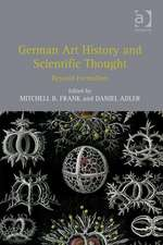 German Art History and Scientific Thought