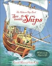 See Inside: Ships