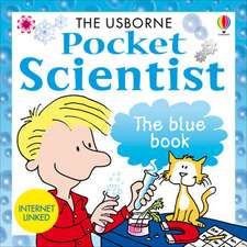 Various: Pocket Scientist (Blue Book)