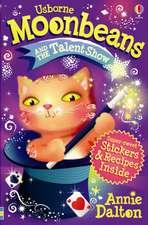 Magical Moon Cat