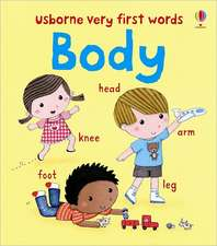 Usborne Very First Words My Body