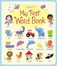 Brooks, F: My First Word book