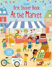 First Sticker Book Market
