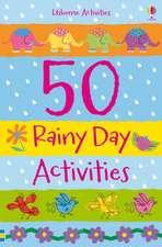 50 Rainy Day Activities