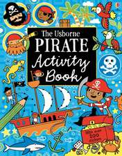 Bowman, L: Pirate Activity Book