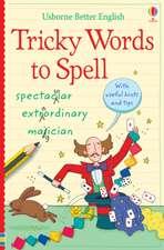 Taplin, S: Tricky Words to Spell