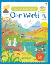 My First Book About Our World Sticker Book