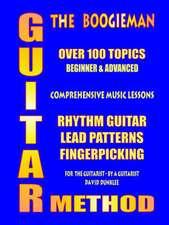 The Boogieman Guitar Method