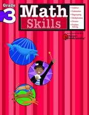 Math Skills, Grade 3