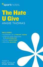 HATE U GIVE BY ANGIE THOMAS THE