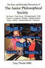 The Junior Philosophical Society
