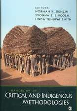Handbook of Critical and Indigenous Methodologies