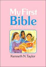 My First Bible in Pictures, Baby Pink