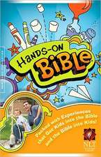 Hands-On Bible-NLT-Children:  The Power and Potential of Regular Guys