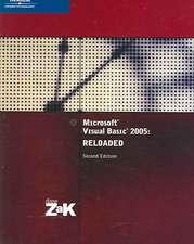 Zak, D: Microsoft Visual Basic 2005