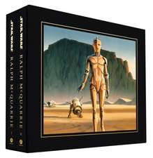 Star Wars Art:  Ralph McQuarrie