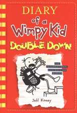 Diary of a Wimpy Kid #11 Double Down (International Edition)