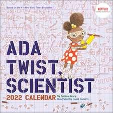 Ada Twist, Scientist 2022 Wall Calendar (The Questioneers)