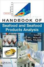 Handbook of Seafood and Seafood Products Analysis