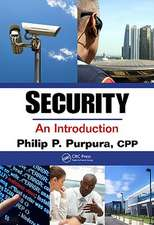 Security:  An Introduction