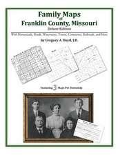 Family Maps of Franklin County, Missouri