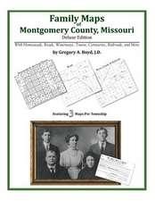 Family Maps of Montgomery County, Missouri