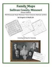 Family Maps of Sullivan County, Missouri