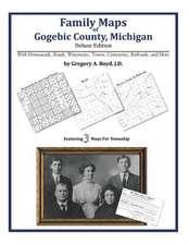 Family Maps of Gogebic County, Michigan
