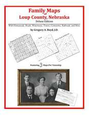 Family Maps of Loup County, Nebraska