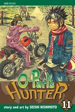 O-Parts Hunter, Volume 11