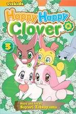 Happy Happy Clover, Volume 3