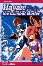 Hayate the Combat Butler, Vol. 16