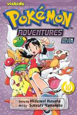 Pokémon Adventures (Gold and Silver), Vol. 10