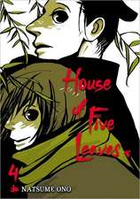 HOUSE OF FIVE LEAVES GN VOL 04 (C: 1-0-1)