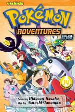 Pokémon Adventures (Gold and Silver), Vol. 14