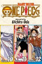 One Piece:  East Blue 10-11-12, Vol. 4 (Omnibus Edition)