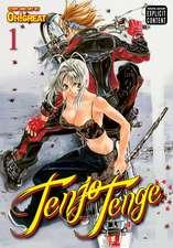 Tenjo Tenge (Full Contact Edition 2-in-1), Vol. 1