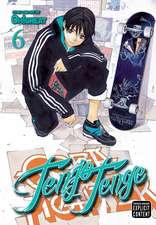 Tenjo Tenge, Vol. 6: Full Contact Edition 2-in-1