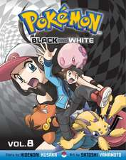 Pokémon Black and White, Vol. 8