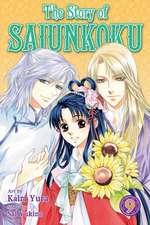 STORY OF SAIUNKOKU GN VOL 09 (OF 9) (C: 1-0-1)