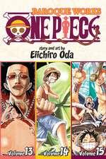 One Piece (Omnibus Edition), Vol. 5: Includes vols. 13, 14 & 15