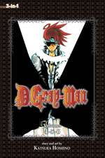 D.Gray-man (3-in-1 Edition), Vol. 2: Includes vols. 4, 5 & 6