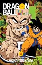 Dragon Ball Full Color Saiyan Arc, Vol. 2