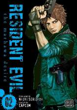 Resident Evil, Vol. 2: The Marhawa Desire