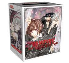 Vampire Knight Box Set 2: Volumes 11-19 with Premium