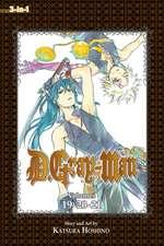 D.Gray-man (3-in-1 Edition), Vol. 7: Includes Vols. 19, 20, & 21