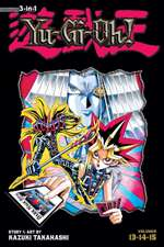Yu-Gi-Oh! (3-in-1 Edition), Vol. 5: Includes Vols. 13, 14 & 15